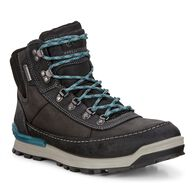 ECCO OREGON Outdoor Mid/High-c (BLACK/BLACK)
