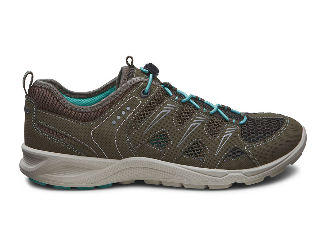 ... ECCO Womens Terracruise LiteECCO Womens Terracruise Lite WARM GREY/DARK  CLAY/TURQUOISE (58440 ...