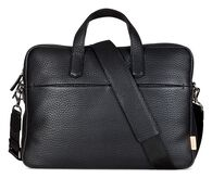 "ECCO Mads Laptop Bag 15""ECCO Mads Laptop Bag 15"" BLACK (90000)"