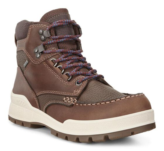 Chaussure montante ECCO Track 25 pour femmes (COCOA BROWN/COFFEE/SHALE)