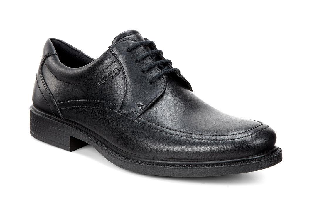 ECCO Inglewood TieECCO Inglewood Tie BLACK (01001) ...