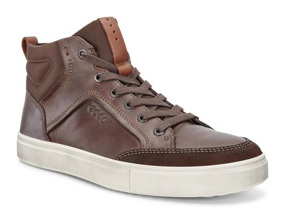 ECCO Kyle Boot (COFFEE/COFFEE)
