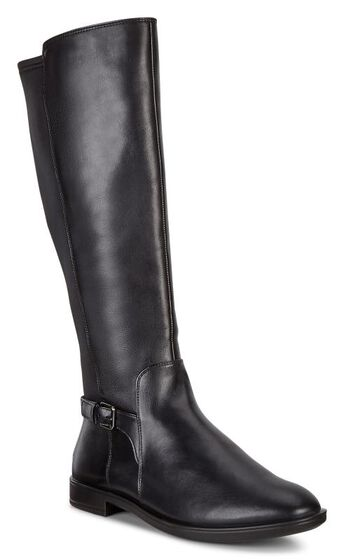 ECCO Shape M 15 Tall Boot (BLACK/BLACK)