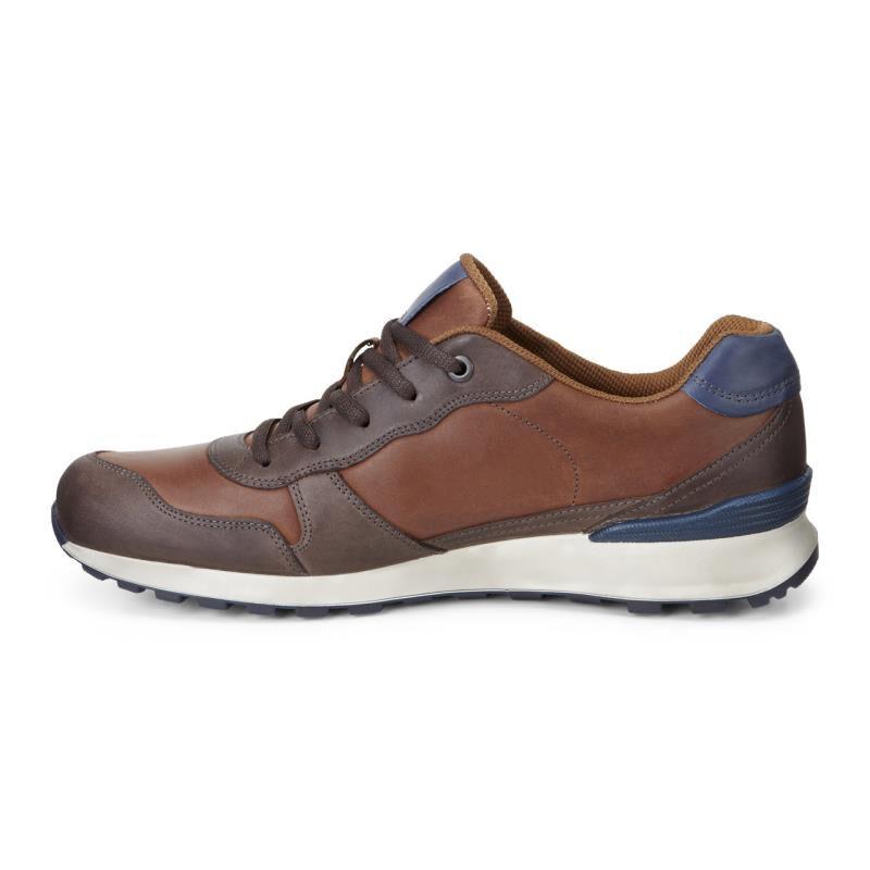 ... ECCO Mens CS14 Casual SneakerECCO Mens CS14 Casual Sneaker  MOCHA/MAHOGANY (59379) ...