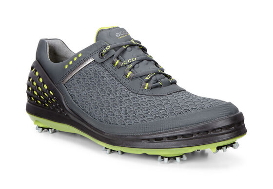 ECCO Cage EVO pour homme (DARK SHADOW-DARK SHADOW/SULPHUR)