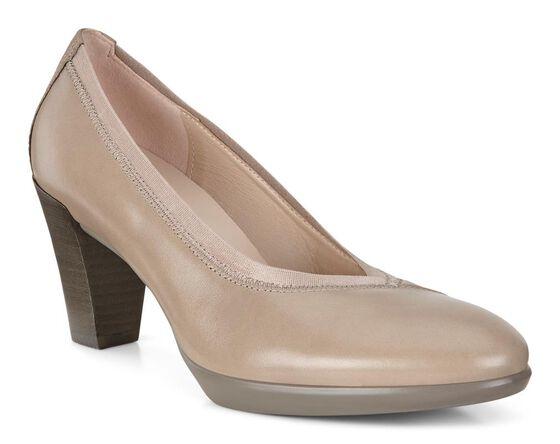 Chaussures à plateforme ECCO Shape 55 Elastic (MOON ROCK)