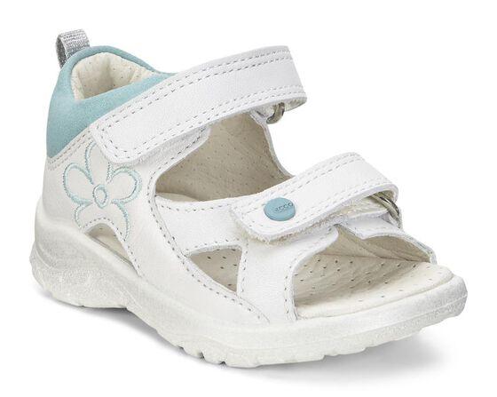 ECCO Peekaboo Infants Sandal (ROSE DUST)
