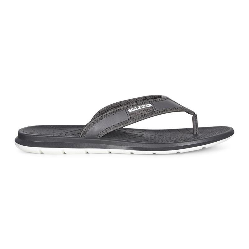 Mens Intrinsic T?ffel Athleitc Sandals, Black Ecco