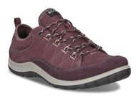 ECCO Womens Aspina Low (MAUVE/BORDEAUX)