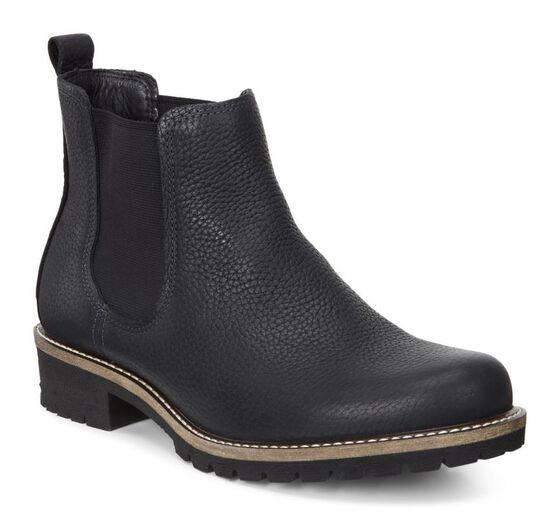 ECCO Elaine Chelsea Boot (BLACK)