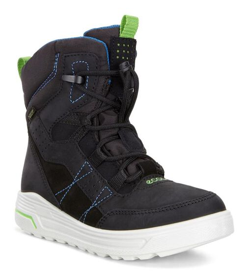 ECCO Urban Snowboarder GTX Boot (BLACK/BLACK)