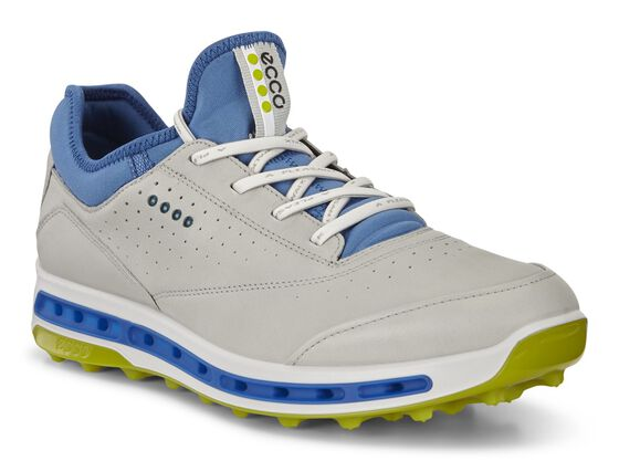 ECCO Mens Golf Cool Pro (CONCRETE/KIWI)
