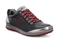 ECCO Mens BIOM Hybrid 2 (BLACK/BRICK)