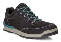 ECCO Mens Oregon Retro Sneaker (BLACK/BLACK)