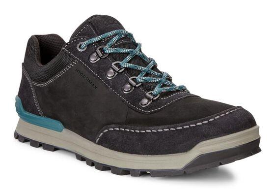 ECCO Mens Oregon Retro Sneaker (TARMAC/TROOPER)