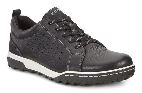 ECCO Urban Lifestyle à lacets pour hommes (BLACK/BLACK)