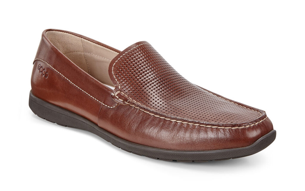 ECCO Men's Dallas Moc | Formal Shoes