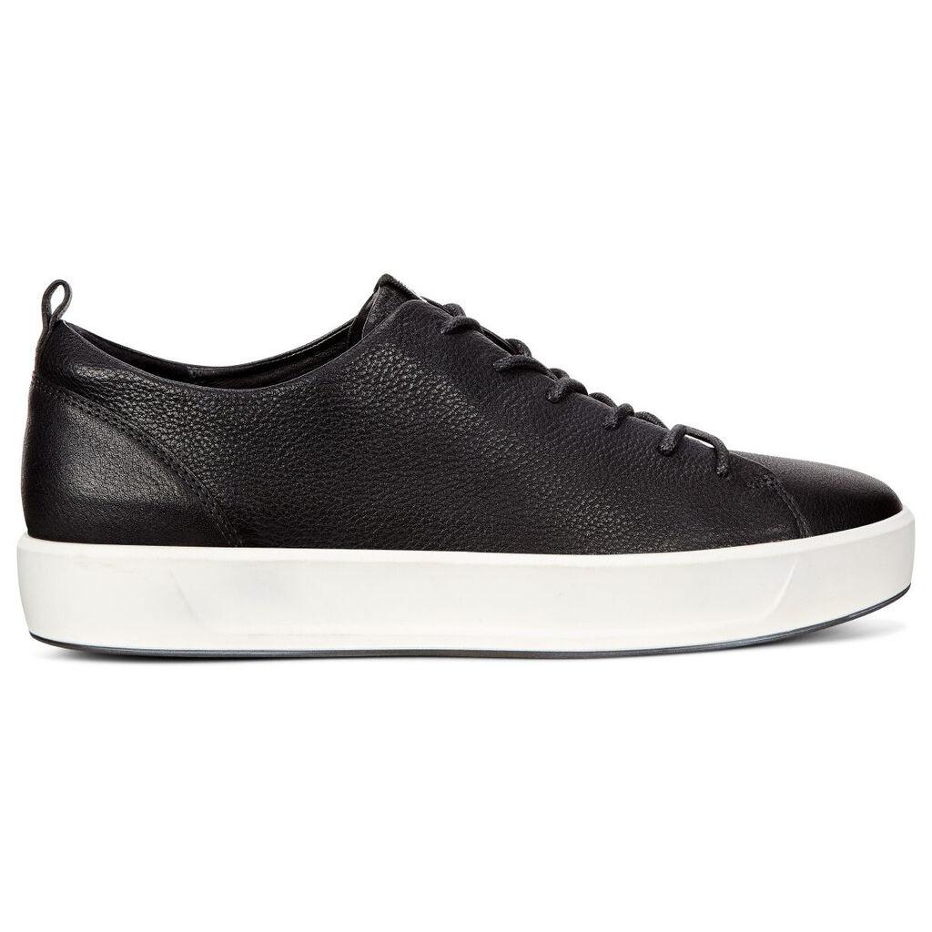 Ecco Men S Soft 8 Tie Men S Casual Shoes Ecco 174 Shoes