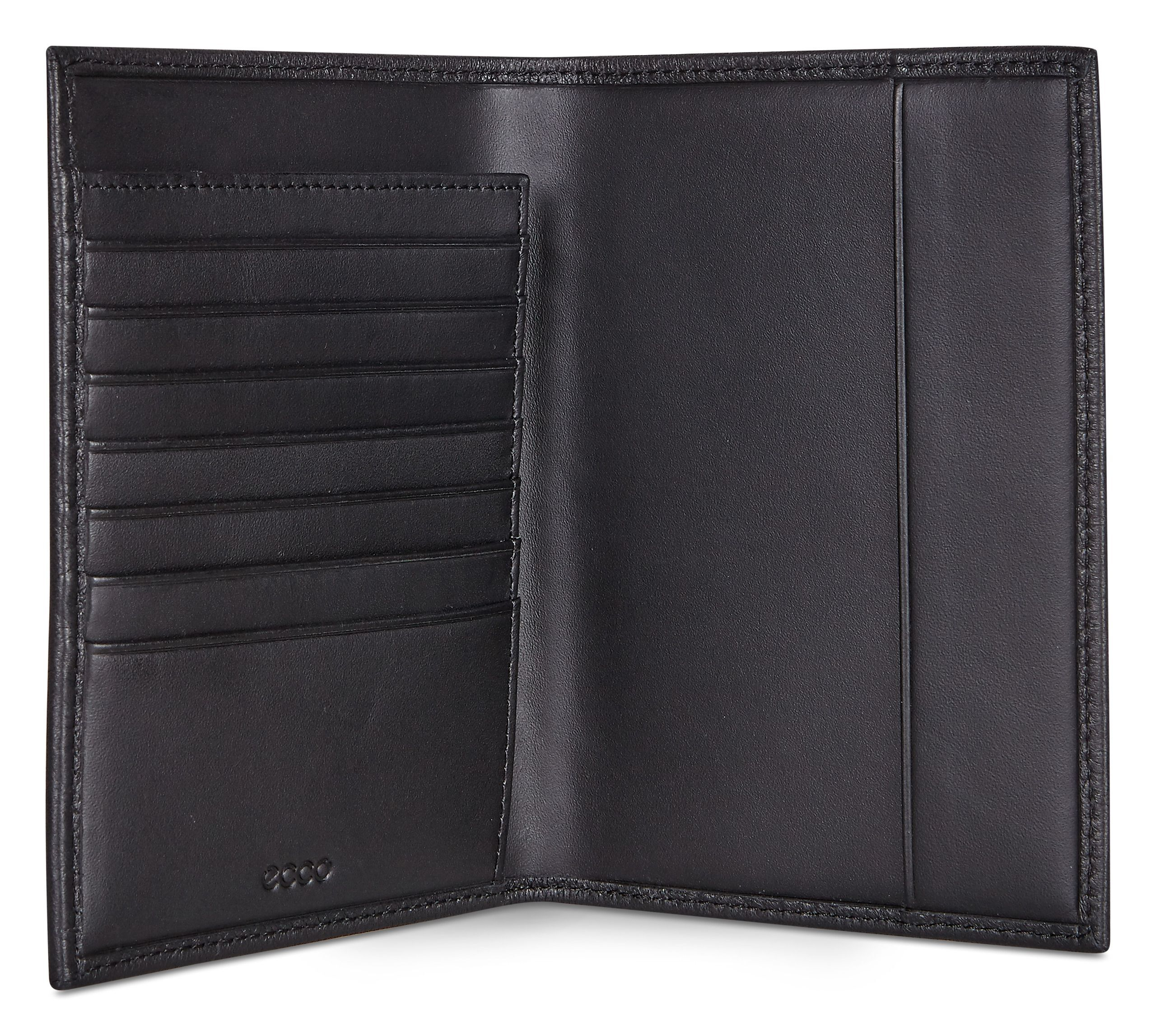 ... ECCO Jos Passport HolderECCO Jos Passport Holder BLACK (90000) ...