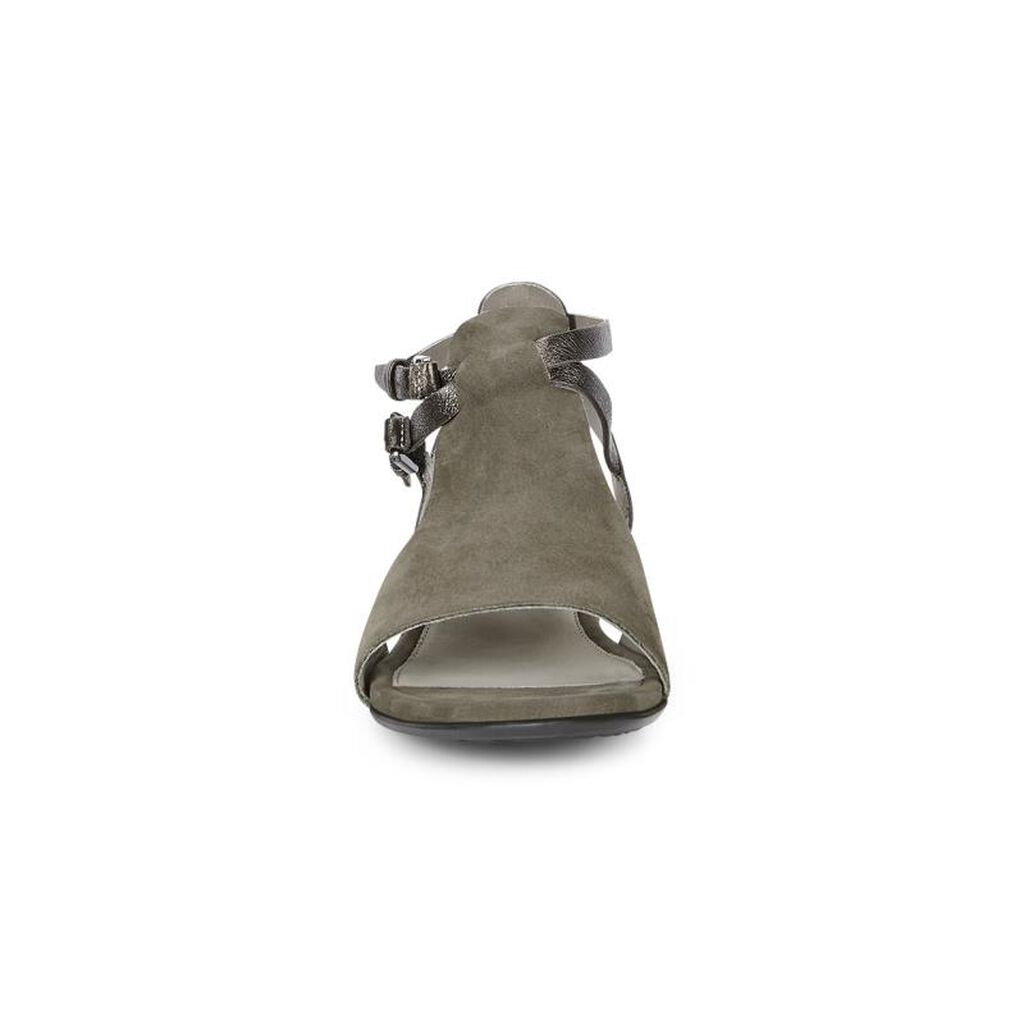 576cce1803f7 ... ECCO Touch 25 Hooded SandalECCO Touch 25 Hooded Sandal TARMAC LICORICE  METALLIC (59771) ...