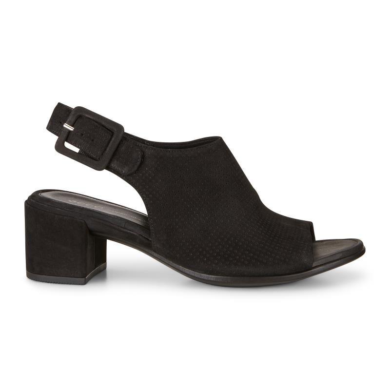 Forme 35 Sandales De Bloc Noir Ecco Zw2IuU0p