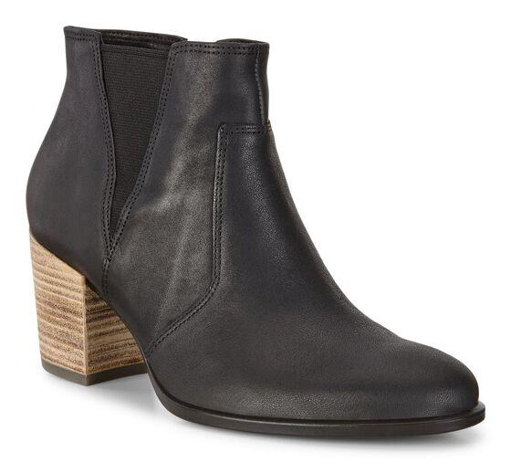 ECCO Shape 55 Vintage Boot (BLACK)