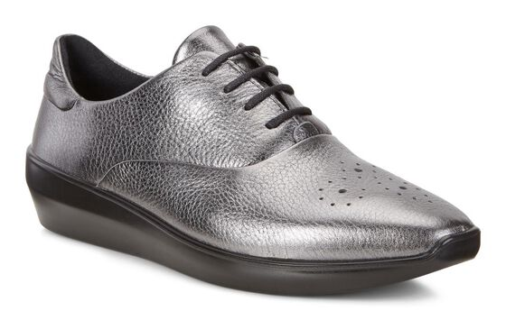 ECCO Incise Urban Oxford (DARK SHADOW)