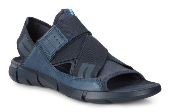 ECCO Mens Intrinsic Sandal (TRUE NAVY/MARINE)