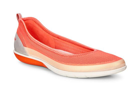ECCO Sense Light Ballerina (ROSE DUST/CORAL B-SILVER M/WILD DOVE)