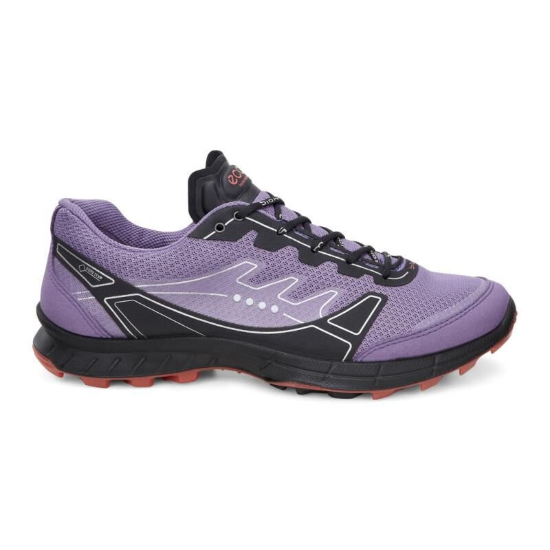 ... ECCO Womens BIOM Trail FL GTXECCO Womens BIOM Trail FL GTX GRAPE/GRAPE/ POPPY ...