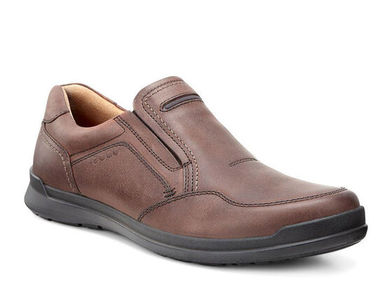 ECCO Howell Slip On (COGNAC)