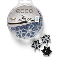 ECCO Zarma Tour Slim-Lok Spikes  (BLACK/SILVER)