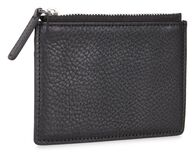 ECCO Eday L Zipped Card CaseECCO Eday L Zipped Card Case in BLACK (90000)