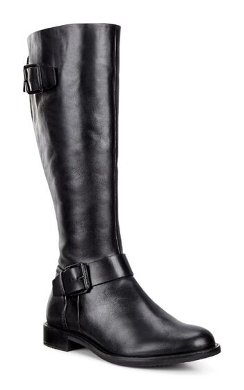 ECCO Shape 25 Tall Boot (BLACK)