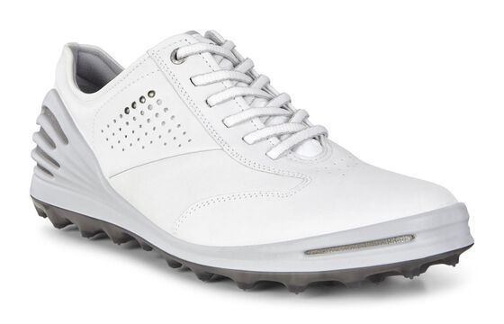 ECCO Mens Golf Cage Pro (WHITE)