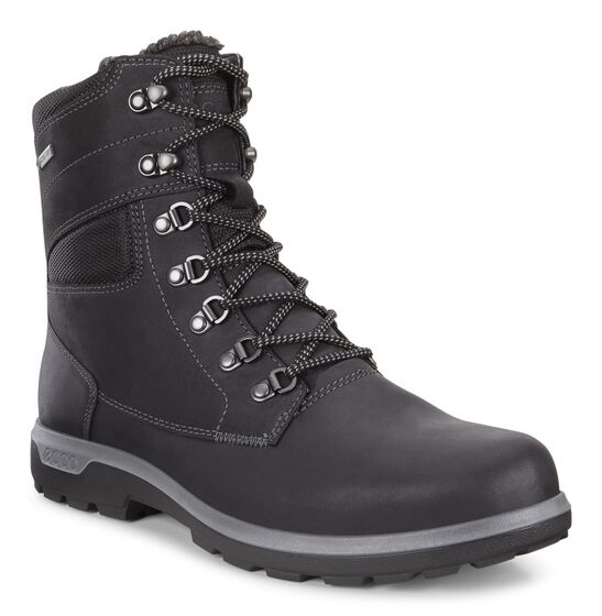 ECCO Whistler GTX Boot (BLACK/BLACK)
