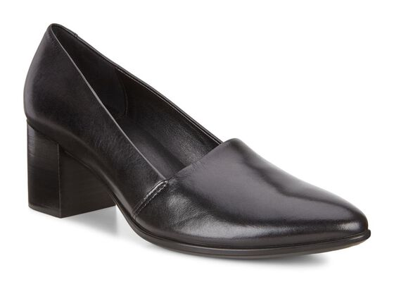 ECCO Shape 45 Pointy Block (BLACK)