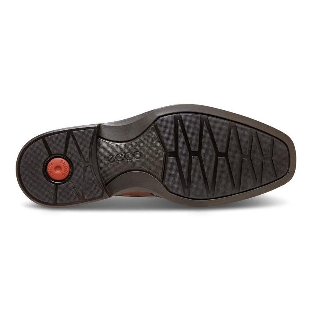 Ecco Illinois Buckle Men Formal Shoes Ecco Canada