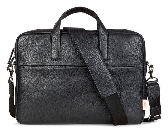 ECCO Mads 13 Inch Laptop Bag (BLACK)