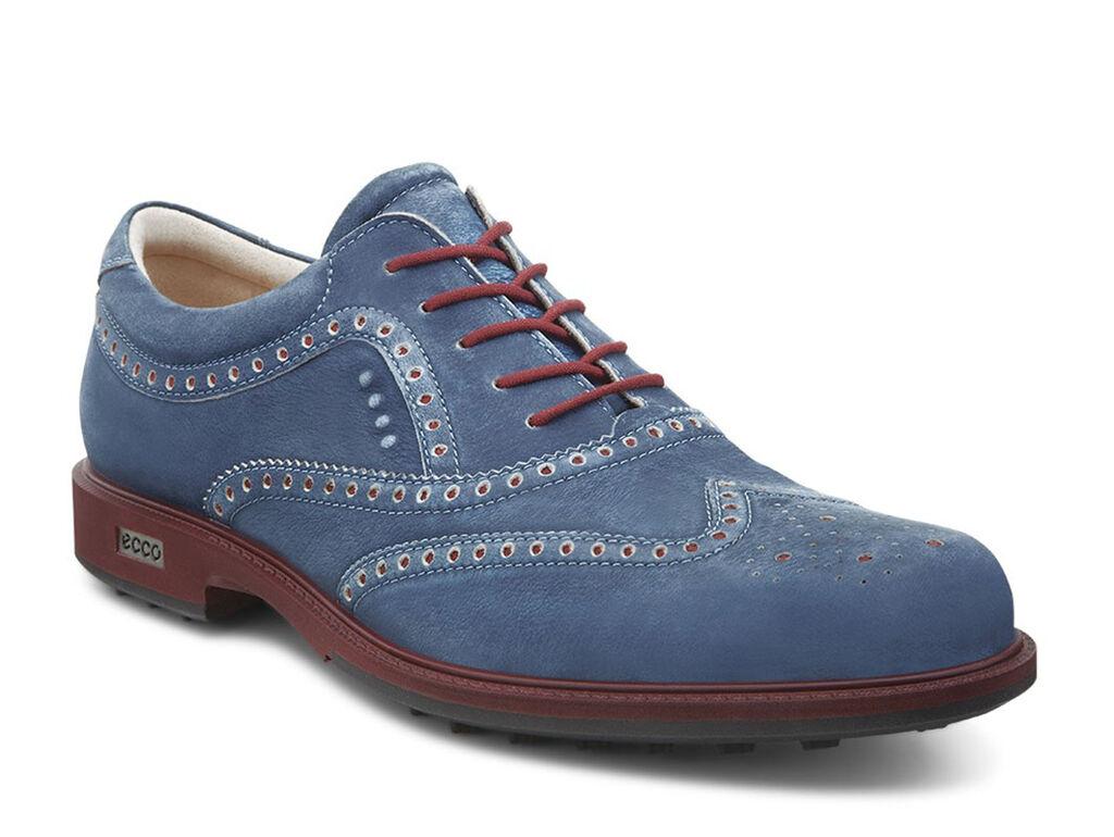 Ecco Wingtip Golf Shoes Fit