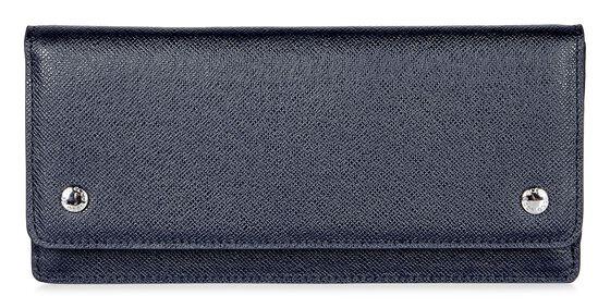 ECCO Iola Slim Wallet (NAVY BLUE)