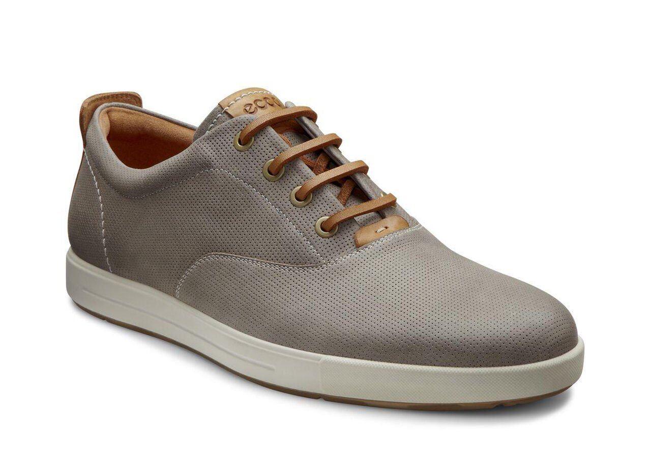ECCO Eisner Retro SneakerECCO Eisner Retro Sneaker MOON ROCK/LION (58536)  ...