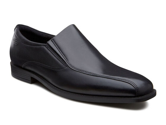 Slip-on à bout vélo ECCO EdinburghSlip-on à bout vélo ECCO Edinburgh BLACK (01001)