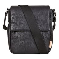 ECCO Mads Small Crossbody (BLACK)