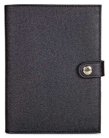 ECCO Iola Passport Holder (BLACK)