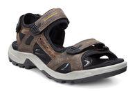 ECCO Mens Yucatan Offroad SandalECCO Mens Yucatan Offroad Sandal ESPRESSO/COCOA BROWN/BLACK (56401)