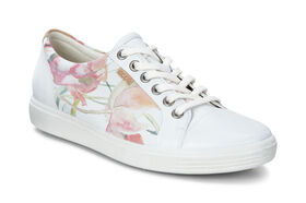 WHITE FLORAL PRINT/WHITE/POWDER (59768)