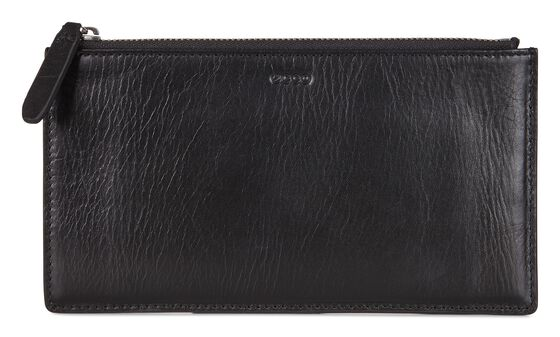 ECCO Eday L Travel Wallet (BLACK)