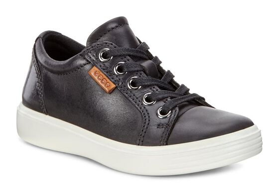 ECCO S7 Teen (BLACK)