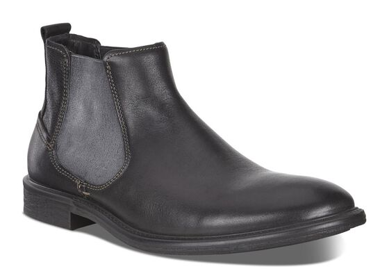 Botte Chelsea ECCO Knoxville (BLACK)